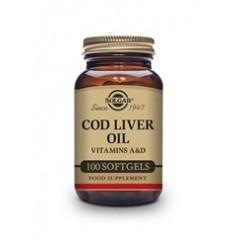 Cod Liver Oil 100CPS